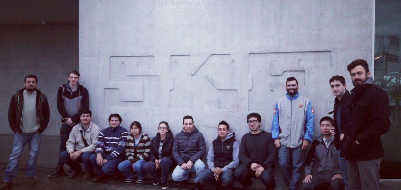 Visita Didáctica a la Planta SKF ARGENTINA