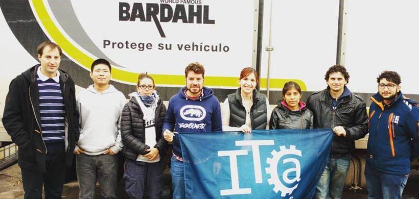 Visita Didáctica a la Planta BARDAHL ARGENTINA