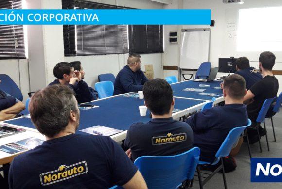 Capacitación Corporativa a NORAUTO ARGENTINA